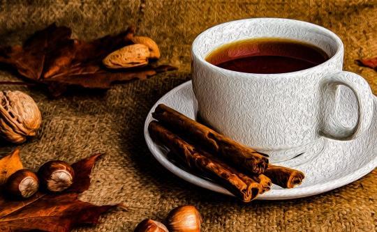 咖啡精油的8大好处和用途_副作用和制作方法