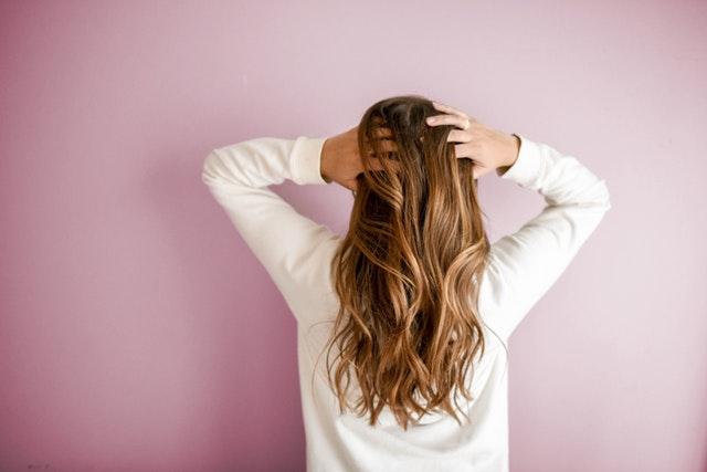 头发,女性