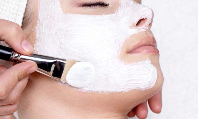 皮肤护理,脸部,面膜,皱纹