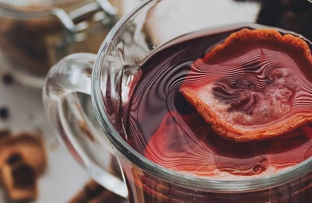 热酒、香料、肉桂、圣诞节、茴香、丁香、香料、调味品、饮料、食品和饮料