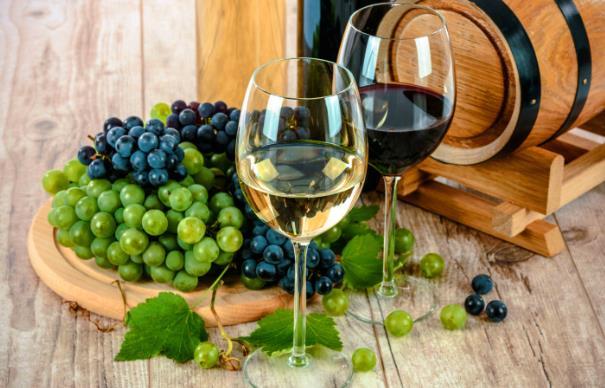 葡萄,葡萄籽,葡萄酒,葡萄籽油